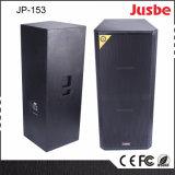 Jp-153 600-1200W verdoppeln Berufsstadiums-Lautsprecher der mit zwei Einheiten vollen Frequenz-15-Inch