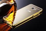 사치품 매우 얇은 미러 금속 Samsung 웅대한 전성기 G530를 위한 알루미늄 프레임 케이스 덮개