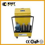PLCの単動パルス幅制御同期持ち上がる油圧装置