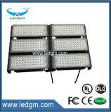 2017 luz ajustável do túnel do diodo emissor de luz do poder superior 90W 120W 150W 200W 250W 300W 350W do módulo da garantia elevada nova do lúmen IP65 5years