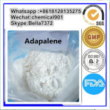 De Farmaceutische Rang Adapalene 106685-40-9 van de Huid van de anti-Acne van 99%