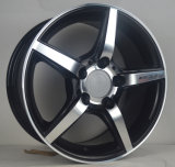 La mejor talla 15 de la calidad y del precio 16 bordes de la rueda de la aleación de 17 pulgadas para el Benz de Mercedes
