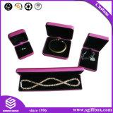 Vakje van de Juwelen van de Gift van het Horloge van de Vertoning van het Document van de Armband van de halsband het Verpakkende