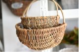 (BC-WF1008) Cestino naturale Handmade puro del fiore del salice