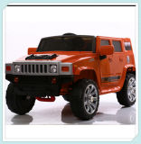 Brinquedos para crianças de luxo Passeios de plástico para crianças de 4 rodas no carro