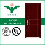 La porte principale de la Chine conçoit la porte de PVC