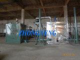 Verwendetes Motoröl-Destillieranlage-Abfall-Gang-Öl, zum der Öl-/Motoröl-Destillieranlage zu gründen