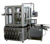 Máquina de etiquetado de relleno de la máquina del lacre de la taza linear automática