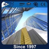 Película reflexiva do indicador da visão de sentido único de Silver&Brown para o edifício