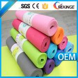 De RubberdieMat van uitstekende kwaliteit van de Yoga/de Mat van de Oefening in China wordt gemaakt