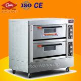 2-Deck 4-Tray High Quality Bakery Equipment Four électrique commun