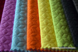 Tela promocional del sofá del poliester de la tapicería