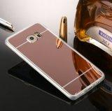 Het hete Geval van de Telefoon van de Spiegel van de Verkoop TPU+PC Mobiele voor Samsung /iPhone