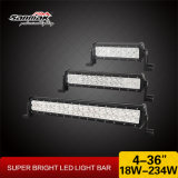 6.5 '' 18W 1600 Lúmenes CREE LED Light Bar SM6187