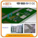 Автоматическое производство AAC делая машину для облегченного блока