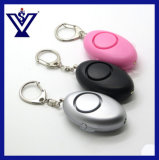 Mini alarma personal Emergency portable del encadenamiento dominante de la linterna (SYSG-525)