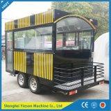 Трейлер кухни быстро-приготовленное питания трейлера кофеего Ys-Ho350 передвижной