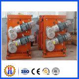 Электрические управляемые моторы для подъема конструкционные материал
