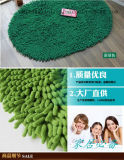 Longs tapis de plancher de pile d'anti de glissade de base Chenille de qualité