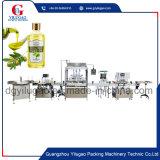 Presión automática de llenado de líquido de la máquina