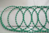 클립 Single&Cross 면도칼 유형 중국 제조자 공급을%s 가진 콘서티나 면도칼 철사