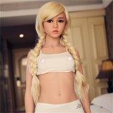 Малая кукла 155cm влюбленности силикона куклы секса груди для игрушки секса людей
