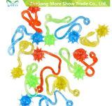 プラスチック伸縮性がある粘着性があるハンマーの子供のパーティの記念品のおもちゃ