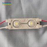 Luz 5050 do módulo do diodo emissor de luz com diodo emissor de luz de Lens/SMD
