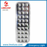 luz Emergency recarregável do diodo emissor de luz 6W
