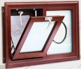 Toldo y ventana de aluminio de gama alta de la inclinación (BHA-AW10)