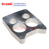 Fazer à máquina de alumínio, placas de trituração do CNC do metal na boa qualidade