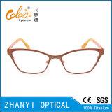 Form-Art Voll-Rahmen Titanbrille Eyewear optische Glas-Rahmen (9601)