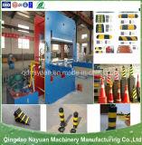 Prensa de vulcanização de placas, máquina de vulcanização para fabricação de selos de borracha