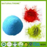 タブレットのための薬剤のフィルムのコーティング材料の着色された粉
