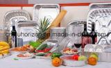 焙焼のための熱い販売の世帯のアルミホイルの版