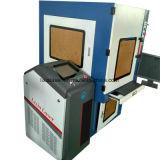Etiqueta de plástico ULTRAVIOLETA de escritorio del laser para la oblea de semiconductor