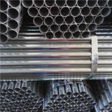 Pulgada del 1/2 a 4 pulgadas Pre-Galvanizadas alrededor de los tubos de acero para el edificio del invernadero