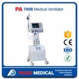 Máquina móvel do ventilador da boa qualidade do hospital micro médica (PA-900B)