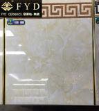 Telha de assoalho vitrificada lustrada olhar 8m805 da porcelana do jade 80*80