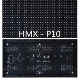 P10 Indoor spuitgieten van aluminium kabinet LED-scherm voor Entertainment / Hotel / Markt / Stage