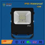 10W SMD 3030 옥외 LED 플러드 빛