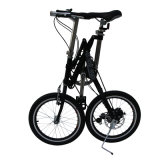 Vier Farben-Kohlenstoffstahl-faltendes Fahrrad-/Aluminiumlegierung-faltendes Fahrrad/elektrisches Fahrrad-/Kind-Fahrrad/einzelne Geschwindigkeit/variables Geschwindigkeits-Fahrzeug