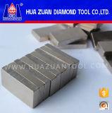 Het Segment van de Diamant van het Deel van de Hulpmiddelen van de macht voor Scherp Graniet