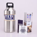 Doble pared de acero inoxidable Tumbler Rambler 18 oz Yeti Cup