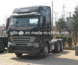 HOWO A7のトラックのトラクター、Zz4257n3247n1bの重いトラクターおよびトラック