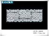 Cordón del ajuste de la ropa interior del cordón del Spandex con precio de fábrica