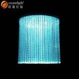 2017 illuminazione cambianti Om959 della tenda della fibra delle lampade di colore decorativo all'ingrosso