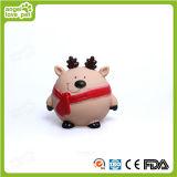 Weihnachtendekoratives interessantes weiches Spielzeug, Hundespielzeug