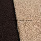 Camoの羊毛ポリエステルSherpaの北極の羊毛