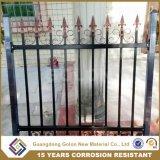高品質の庭のためのアルミニウム金属の防御フェンス